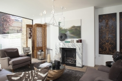 Giacometti Style Lantern private client