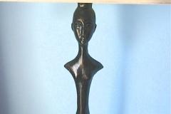 """Modi"" bronze Standard Lamp"