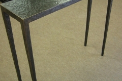 Solid Bronze Console Table