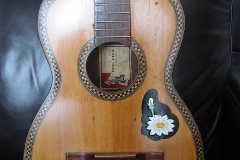 Catania Carmelo Guitar Restoration